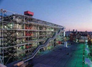 museos de paris Centro_Pompidou