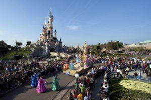 Disney Magic On Parade Disney land Paris