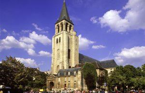 edificios religiosos en paris-Eglise-Saint-Germain-des-Prés