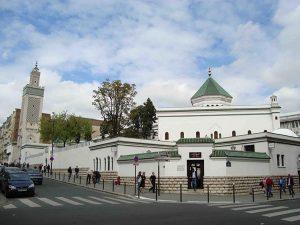edificios religiosos en paris-Mosquée-Paris