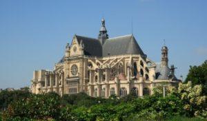 edificios religiosos en paris-Saint-Eustache