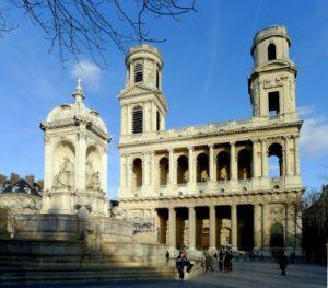 edificios religiosos en paris-Saint-Sulpice