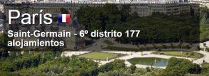 donde dormir distrito 6 paris