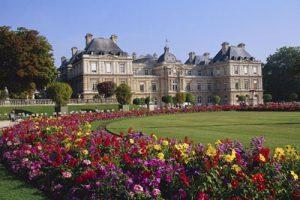 plazas jardines y parques de paris jardin-luxemburgo