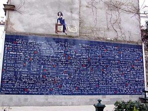 monumentos de paris muro-de-j-taime