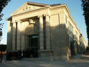 museos de paris orangerie
