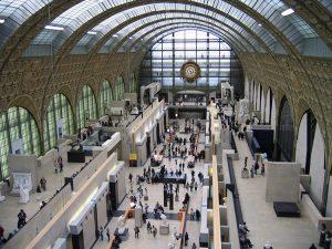 museos de paris musee-d-orsay