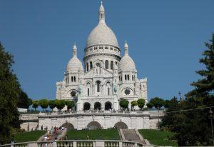 edificios religiosos en paris sacre-coeur