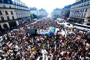 eventos y dias festivos en paris techno-parade