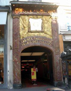 museos de paris museo grevin