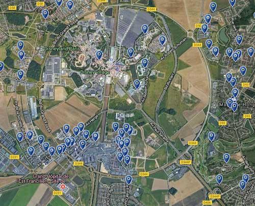 Circunvalacion-complejo-Disney-Paris
