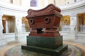 tumba de napoleón